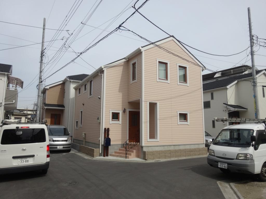 足立区の家
